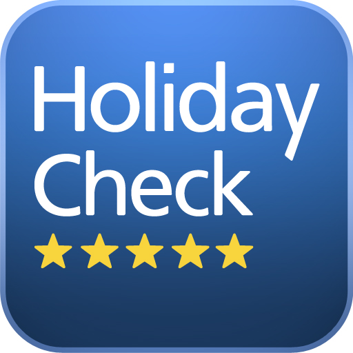 Empfohlen von HolidayCheck (07/2015)